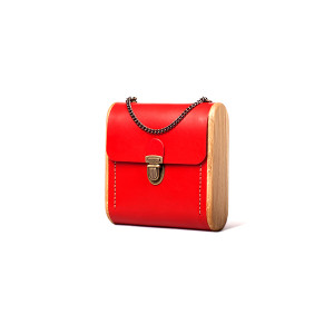 CAPE BRETON red handbag