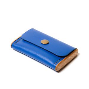 BREATLEY cardholder Royal blue
