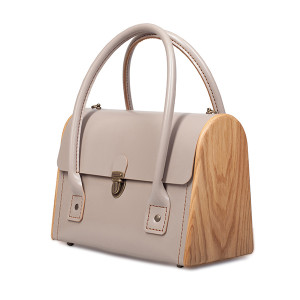 CEILI creame handbag