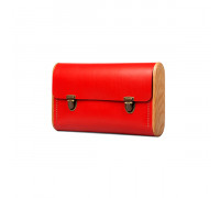 DUBLE REEL red clutch