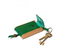 BREATLEY key case wild clover