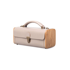LADIES' STEP cream handbag