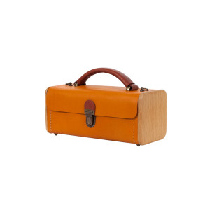 LADIES' STEP fresh carrot handbag