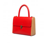 MOLLY red handbag