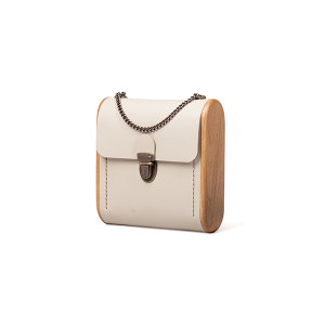 CAPE BRETON beige handbag