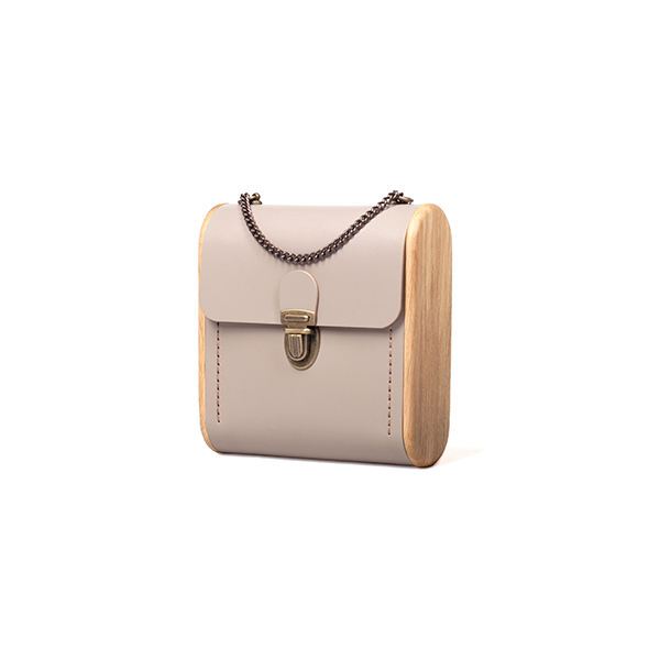 CAPE BRETON cream handbag