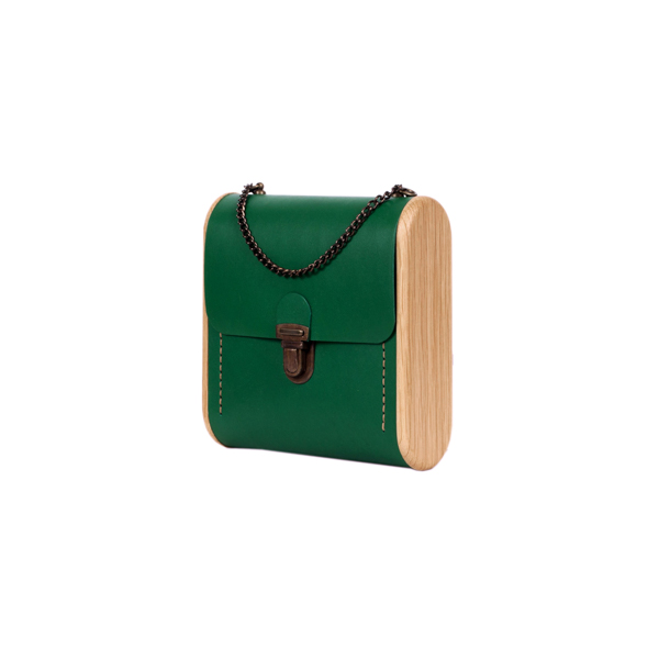 CAPE BRETON wild clover handbag