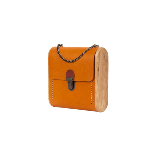 CAPE BRETON fresh carrot handbag