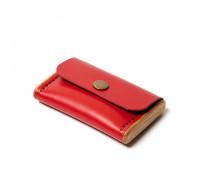 BREATLEY cardholder red