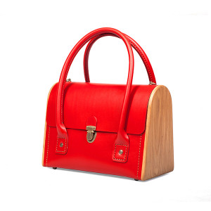 CEILI red handbag