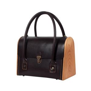 CEILI dark choco handbag