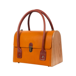 CEILI fresh carrot handbag