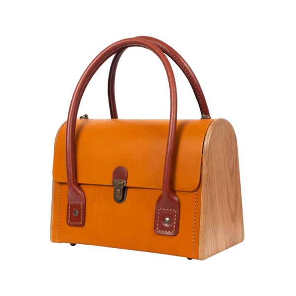 CEILI fresh carrot handbag