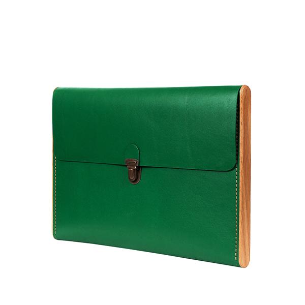 CHANTEY wild clover сlutch-folder