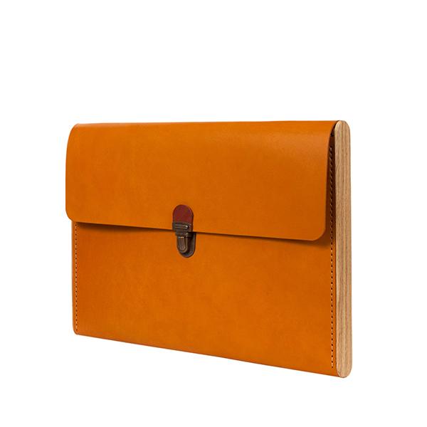 CHANTEY fresh carrot сlutch-folder