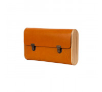 DUBLE REEL fresh carrot clutch
