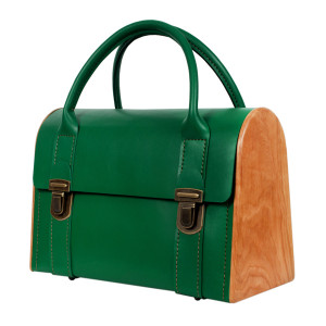 JENNY PLUCK PEARS wild clover handbag