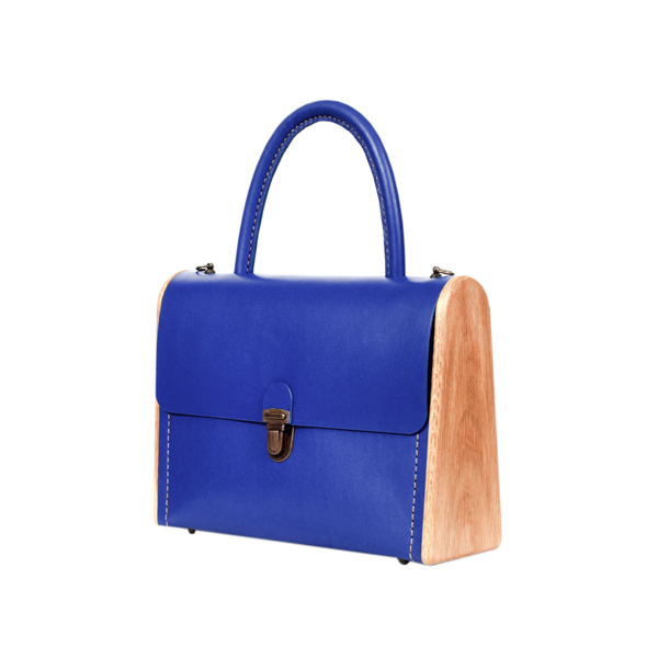 MOLLY Royal blue handbag